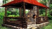 Будівництво Дачних Альтанок Своїми Руками