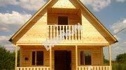 Будівництво дачних будинків з Бруса Недорого